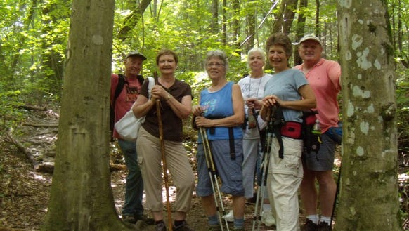 The WENOCA Sierra Club hosts hikes throughout the year.