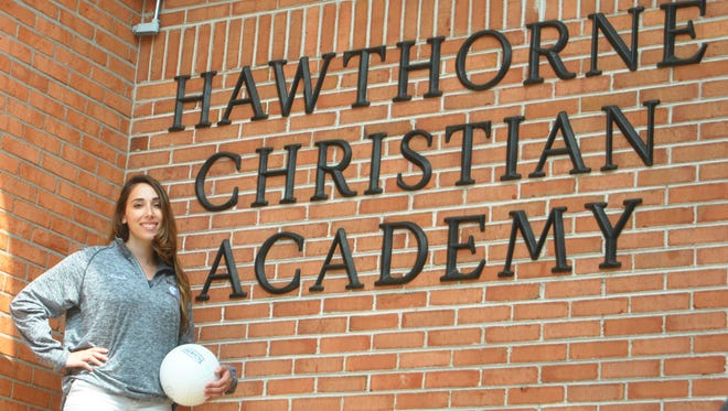 Nicole Tienken is taking over coaching duties for Hawthorne Christian girls volleyball this fall.