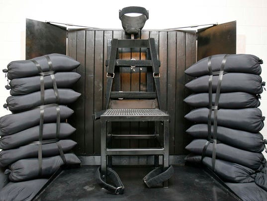Utah revives plan for executions by firing squad