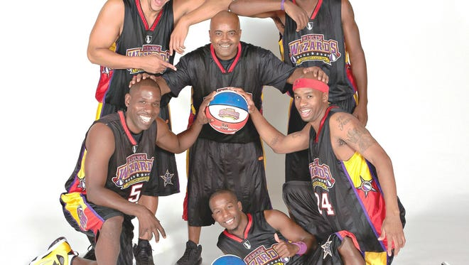 The Harlem Wizards will perform Wednesday in Addison.