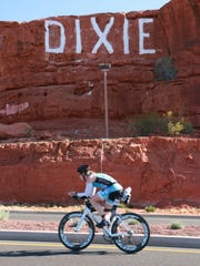 St. George is among three finalists in the running to host the 2017 Ironman 70.3 World Championships.