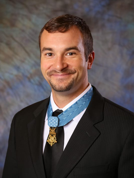 Headshot with Medal