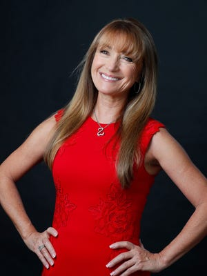 Jane Seymour dropped by USA Today's New York bureau to chat about various projects.