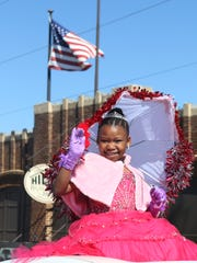 The 36th annual Black History Parade rolls through