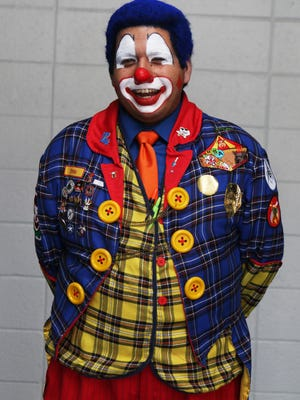 """""""Clown"""" uniforms, meaning some gimmicky, tricked-up uniforms, will be introduced to Major League Baseball teams this season."""