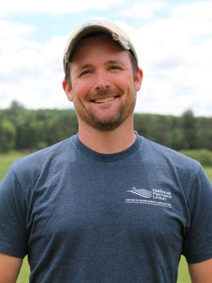 Chris Holman is the District 6 Director for the Wisconsin Farmers Union