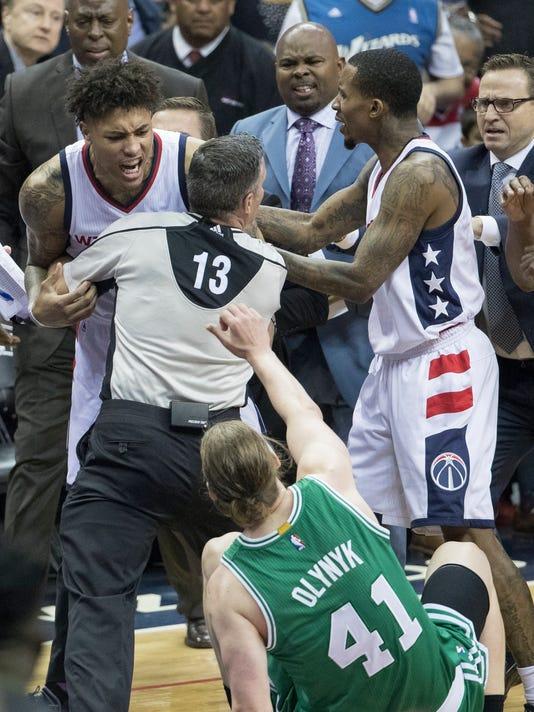 EPA USA BASKETBALL NBA PLAYOFFS SPO BASKETBALL USA DC