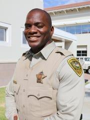 DASO Deputy Jamar Cotton.