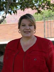 Donia Jessop is running against incumbent Mayor Philip