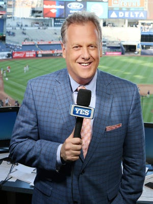 YES broadcaster Michael Kay