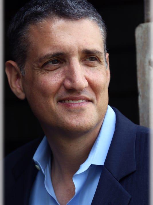 Wellness Talk with author Dr. Paul Marciano PHOTO CAPTION