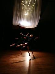 "Circle Modern Dance's annual ""Primitive Light, Modern"