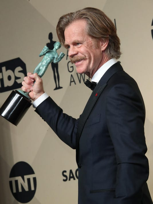 Entertainment: 24th Annual Screen Actors Guild Awards