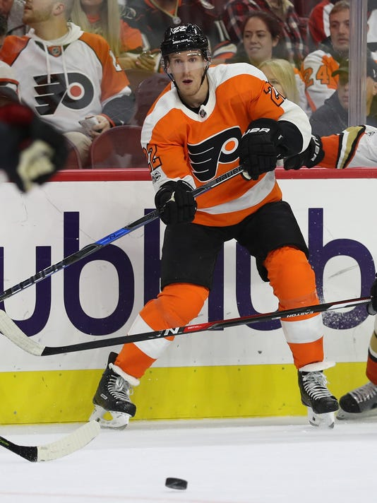 Anaheim Ducks v Philadelphia Flyers