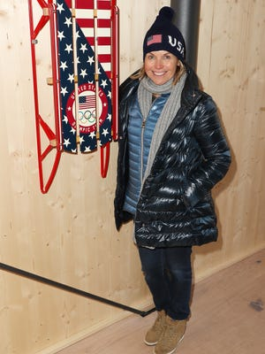 Katie Couric is facing criticism about her speedskating comments.