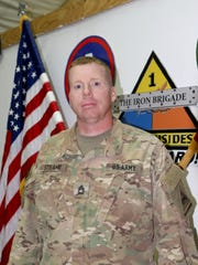 Sgt. 1st Class Craig Strahm served as a platoon sergeant in Syria and said the U.S. is making a difference there.