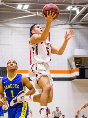 Sophomore Jacob Alonzo, a Camarillo High graduate, has led the Ventura College men's basketball team to Saturday's CCCAA SoCal regional finals, when the Pirates will visit defending state champion San Diego City.