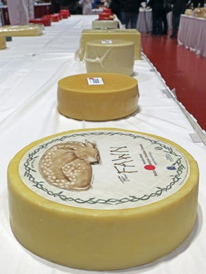 The Wisconsin Cheese Makers Association (WCMA) will hold the Champion Cheese Auction at the International Cheese Technology Expo (ICTE) in the Wisconsin Center in Milwaukee from 5:30 - 7 p.m., on Wednesday, April 18.