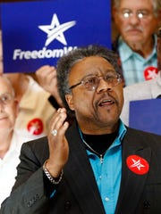 The Rev. C.L. Bryant, a senior fellow with FreedomWorks