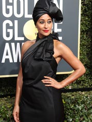 Tracee Ellis Ross made a splash at this year's 75th