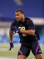 How good would North Carolina State end Bradley Chubb
