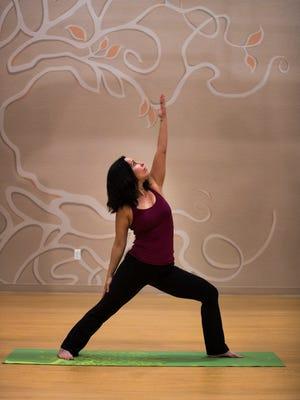 Christine Santaniello is a Yoga teacher at the Cape Coral Wellness Center.