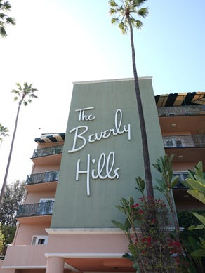 Photo Tour The Glitz And Glamour Of Beverly Hills And