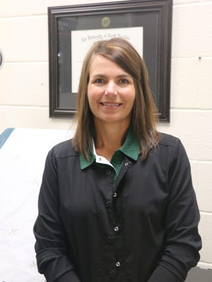 Holly Daly has been named director of Health Services at the University of Mount Olive.