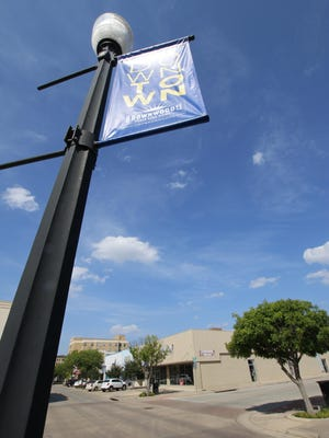 A section of downtown Brownwood is viewed from Center Street. The Brownwood Municipal Development Corp. has approved a grant to help businesses post-COVID.