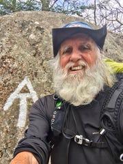 Bartlett's Dale Sanders, 81, is hiking the Appalachian