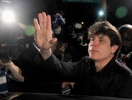 AP BLAGOJEVICH A FILE USA IL