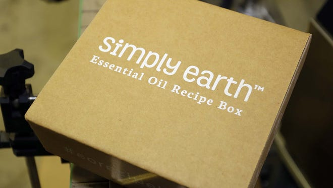 Simply Earth has also launched a popular essential oil recipe box subscription service, where once a month, or quarter, customers receive a kit with instructions to make a range of homemade products.