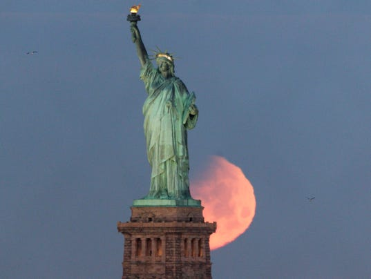 blood moon today new york - photo #5