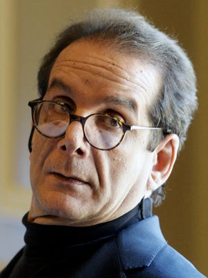 Pulitzer Prize-winning political commentator Charles Krauthammer