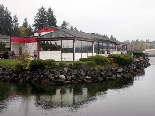 The Cheers sports pub in the old Lighthouse restaurant in Port Orchard has closed, and the owner plans to raze the building and construct apartments with space for retail.