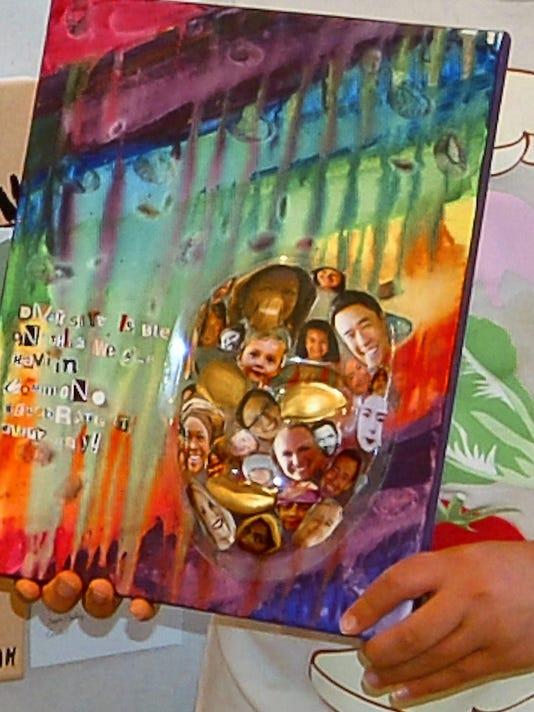 BMN 042116 Student art show
