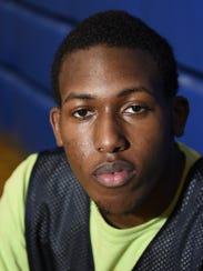 Byshawn Mincie,  Chambersburg basketball