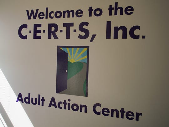 C.E.R.T.S., Inc., Adult Action Center in Newark, Advocates