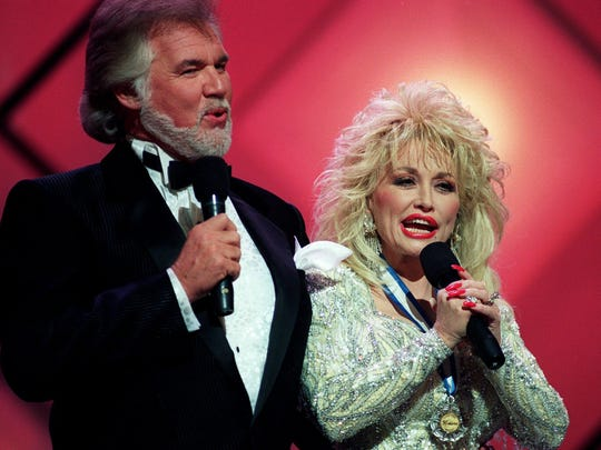 Kenny Rogers on a roll: Singer thrives on new projects
