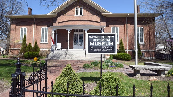 The Wayne County Historical Museum