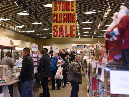 Gregory's Hallmark closing after 35 years