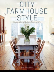 Cover for City Farmhouse Style book, written by Franklin