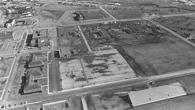 MSU in 1968.