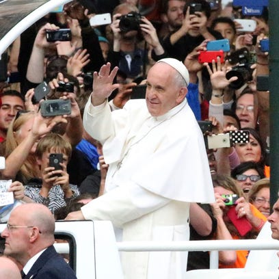 Pope Francis' final Mass in US