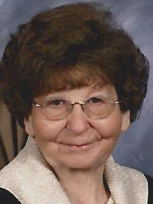 Marjorie Ann Sharp