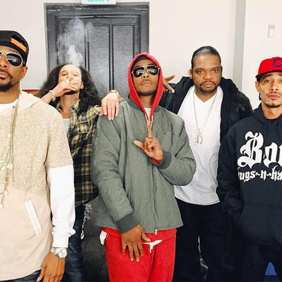 Bone Thugs-n-Harmony vows 'electrifying' performance with Nelly