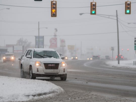 The National Weather Service is testing a way to give warning of snow squalls