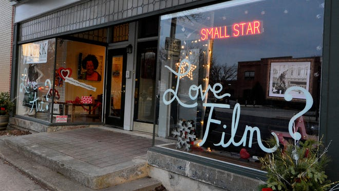 The new Small Star Art House, 232 W. Market St., art gallery and indie theater is holding their first showing Friday, 2 p.m. and ribbon cutting at 4:30. For more information go to smallstaryork.comJohn A. Pavoncello photo