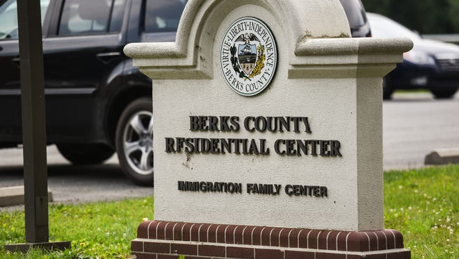 The Berks County Residential Center has been housing undocumented immigrant families for more than 500 days, including children.