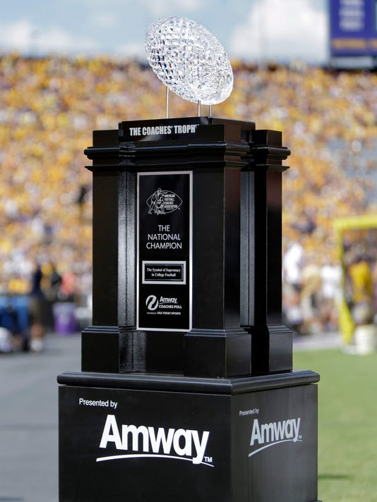 How Amway Coaches Poll Top 25 Teams Fared In Week 3: What Can The Coaches Poll Tell Us About The Playoff?